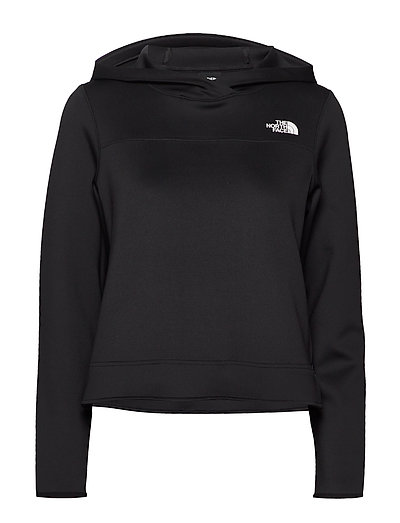 W At Spacer Po Hoodie Pullover Schwarz THE NORTH FACE