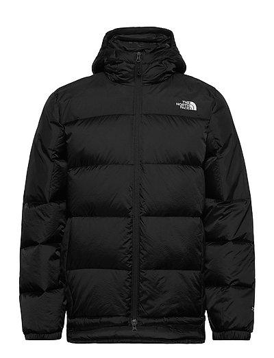 M Diablo Dwn Hood Outerwear Sport Jackets Schwarz THE NORTH FACE | THE NORTH FACE SALE