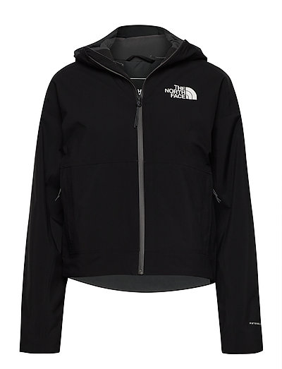 W Arque At Fl Vntx J Outerwear Sport Jackets Schwarz THE NORTH FACE