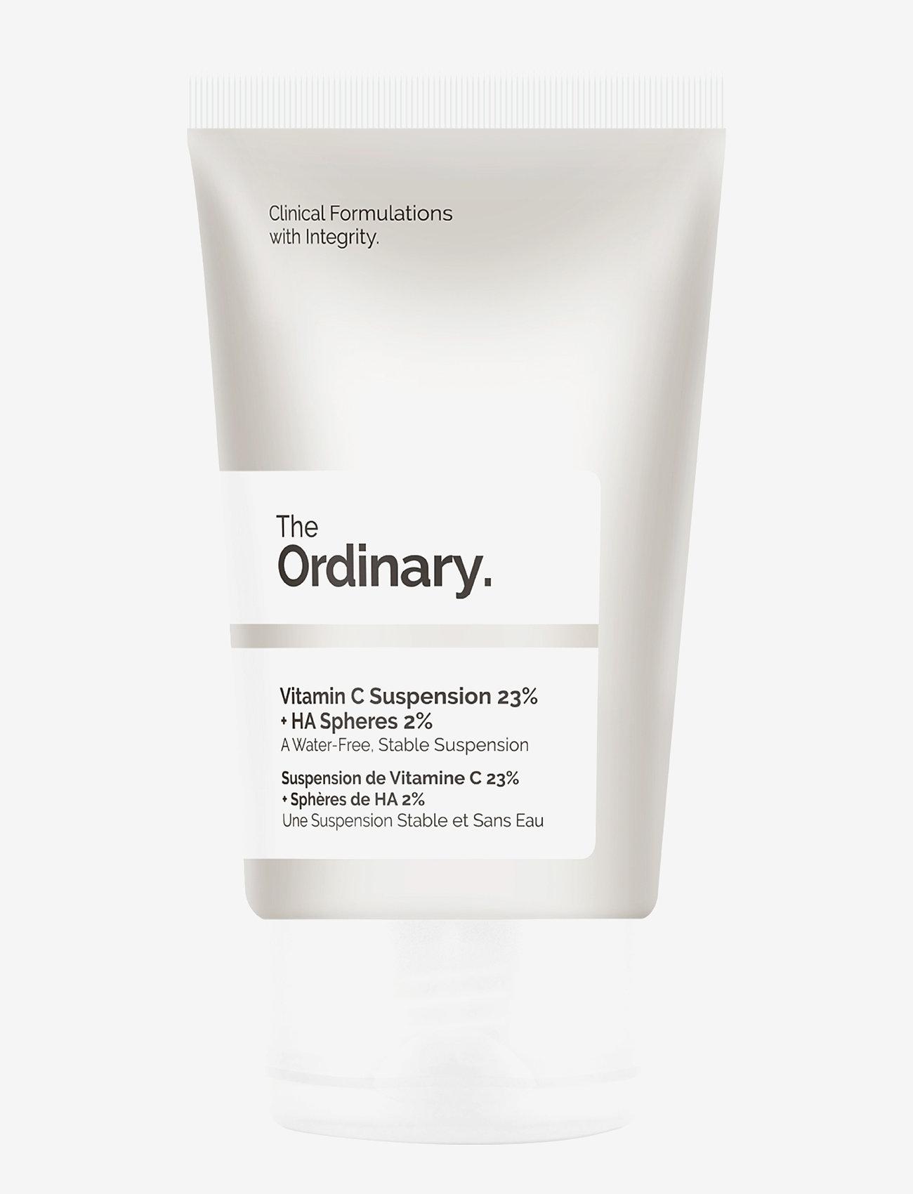 The Ordinary - Vitamin C Suspension 23% + HA Spheres 2% - seerumit - clear - 0