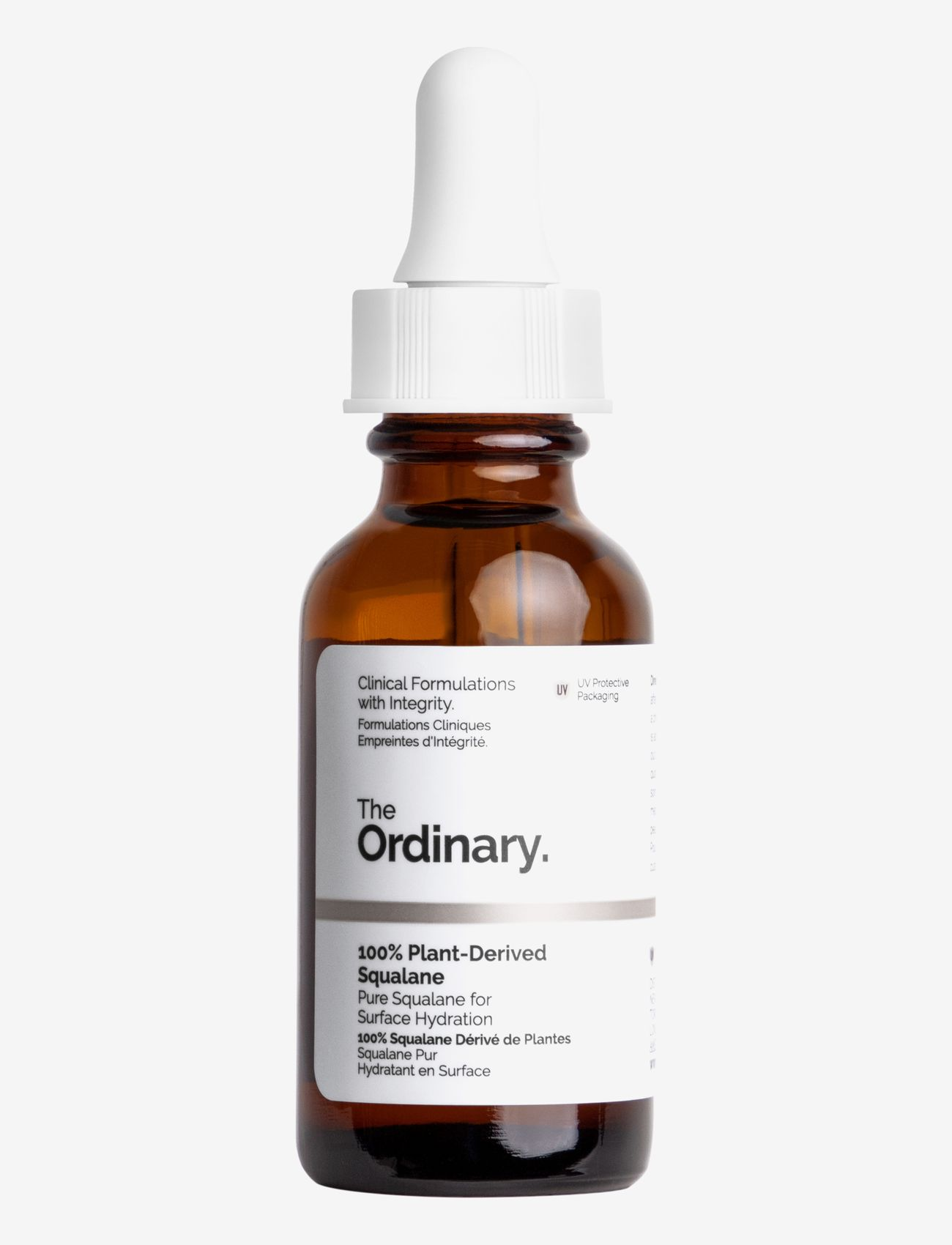 The Ordinary - 100% Plant Derived Squalane - serum - clear - 0
