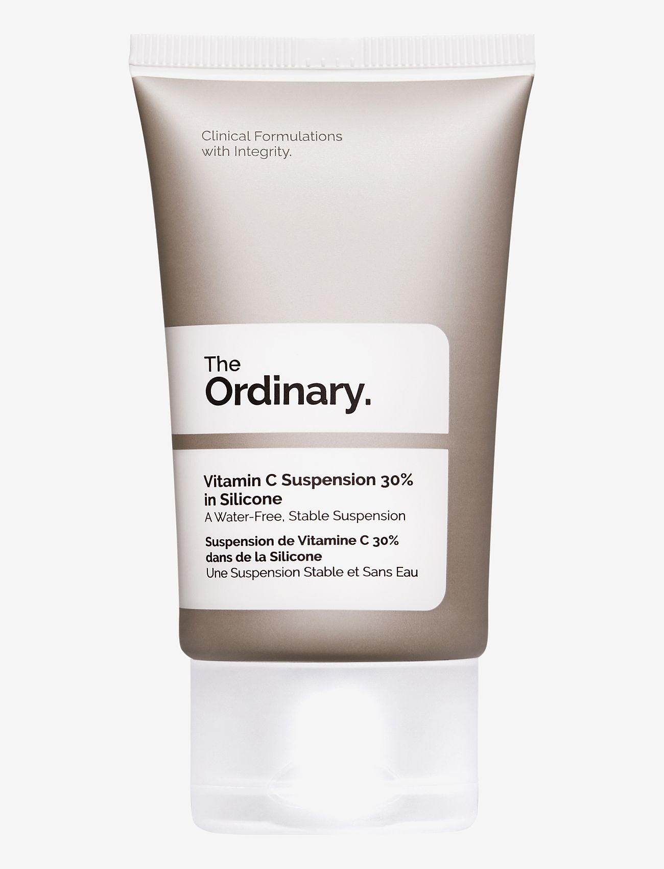 The Ordinary - Vitamin C Suspension 30% in Silicone - serum - clear - 0