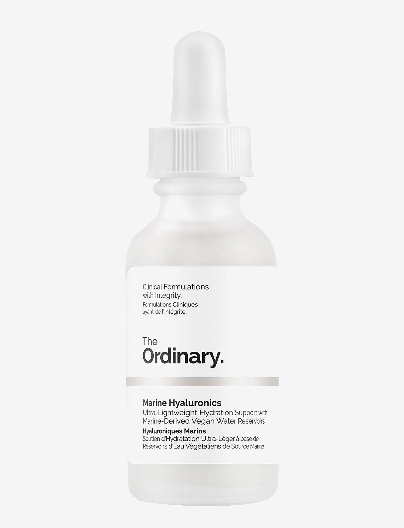 The Ordinary - Marine Hyaluronics - serum - clear - 0