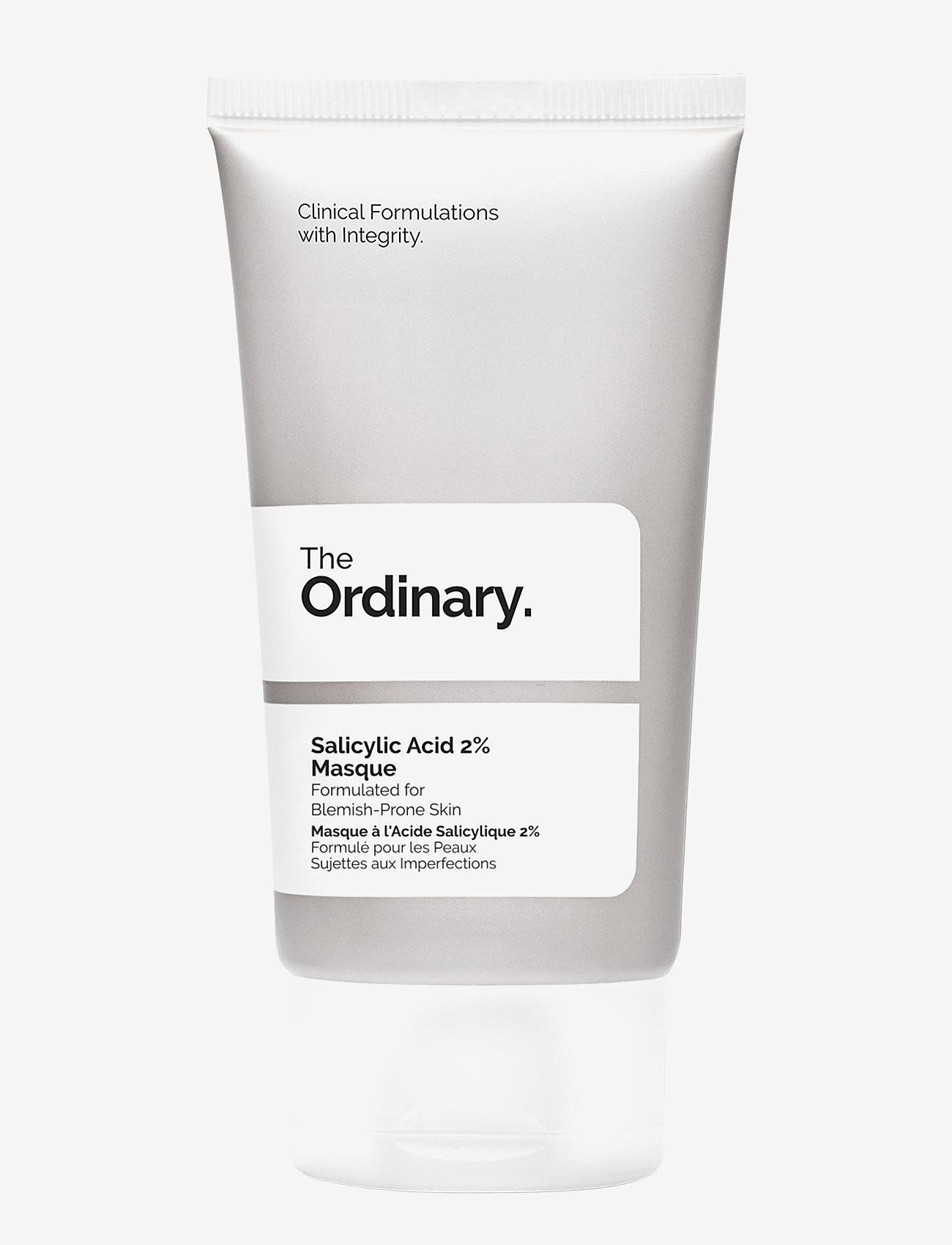 The Ordinary - Salicylic Acid 2% Masque - kasvonaamiot - no colour - 0