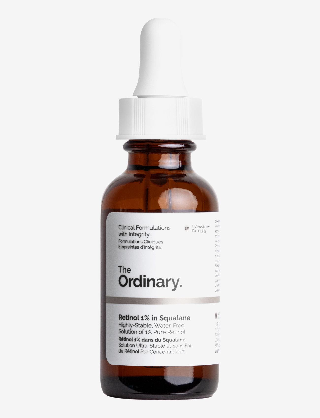 The Ordinary - Retinol 1% in Squalane - serum - clear - 0