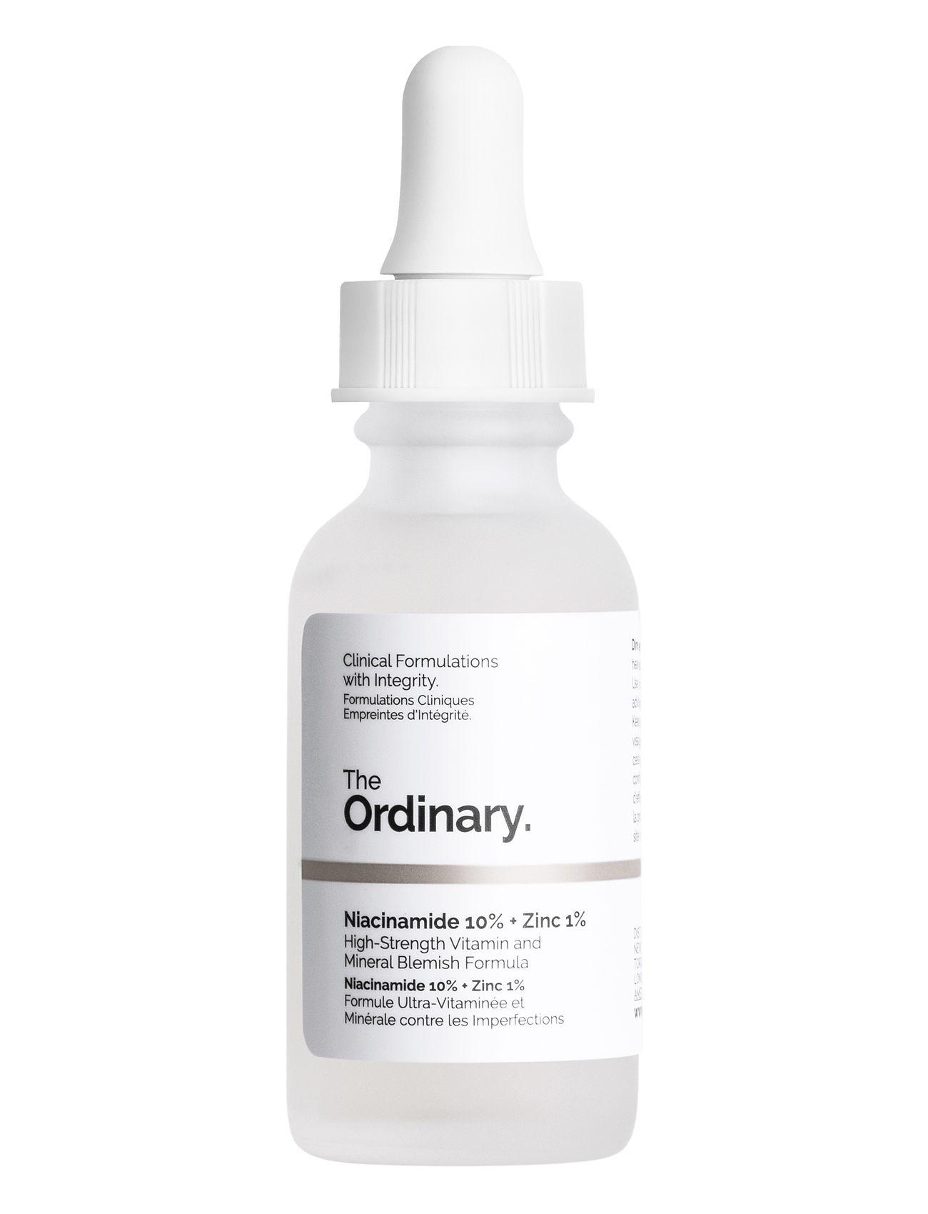 Image of Niacinamide 10% + Zinc 1% Hudpleje Serum Nude The Ordinary (3513565461)