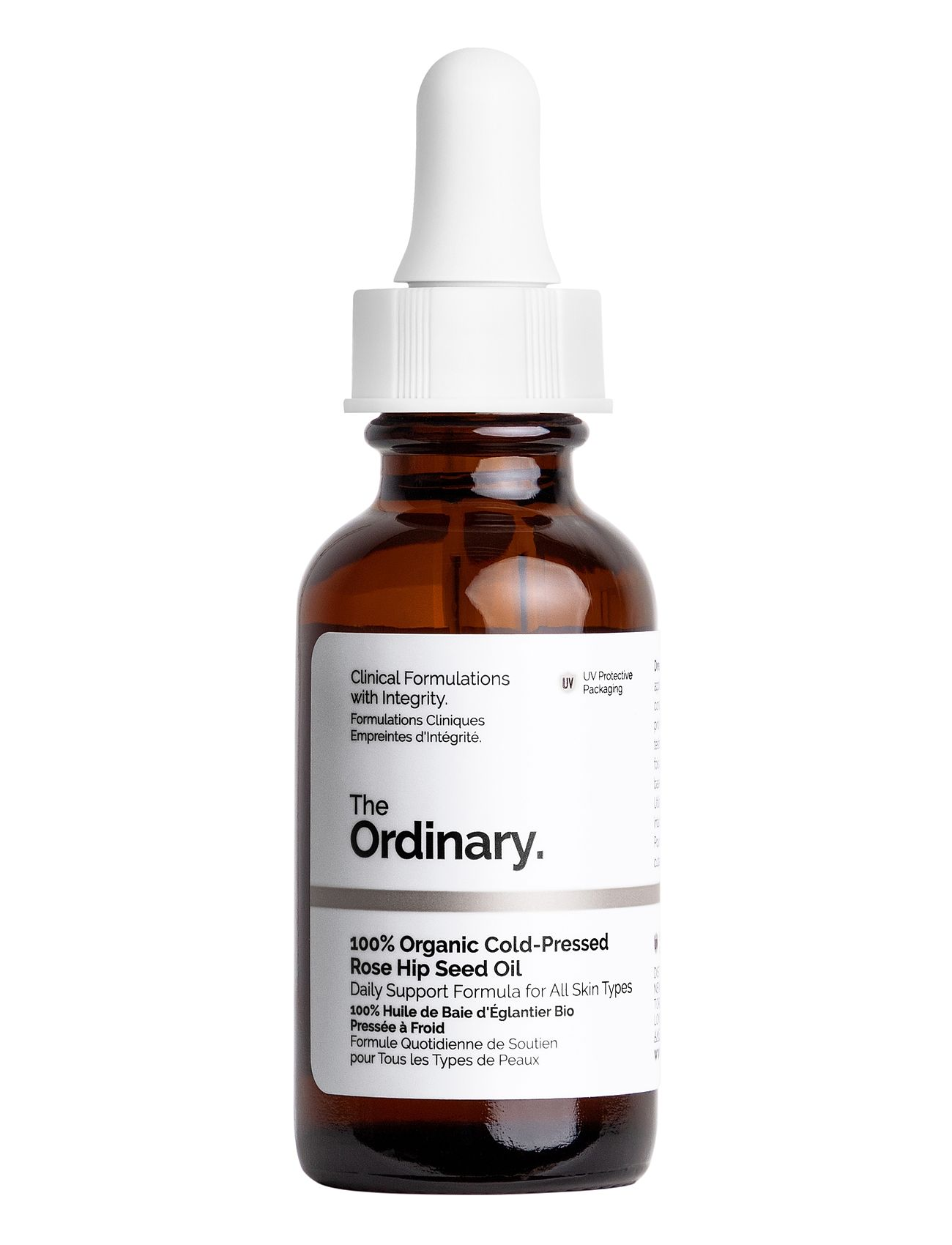 Image of 100% Organic Cold-Pressed Rose Hip Seed Oil (3102802053)