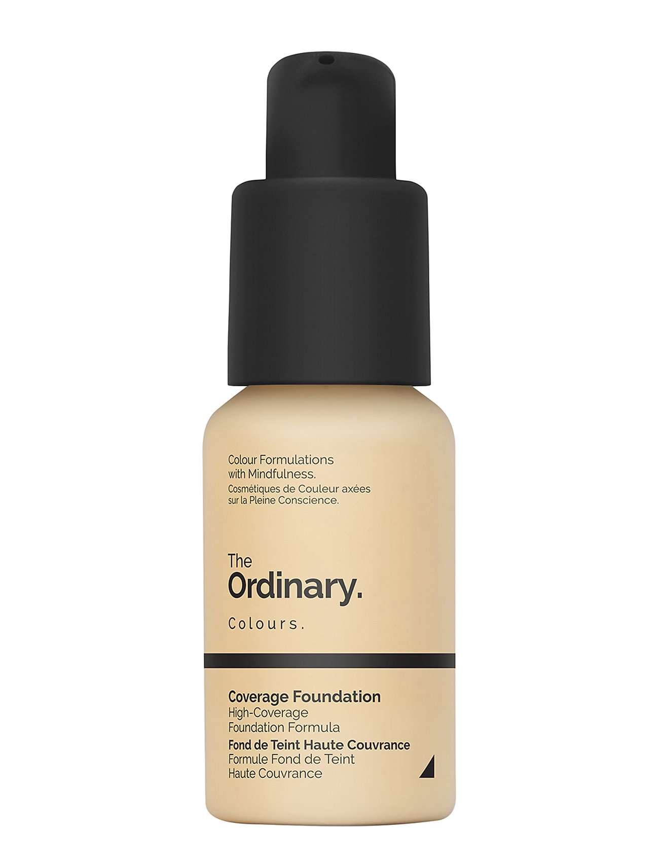 Image of Coverage Foundation 2.0 N Light Medium Neutral Foundation Makeup The Ordinary (3285791559)
