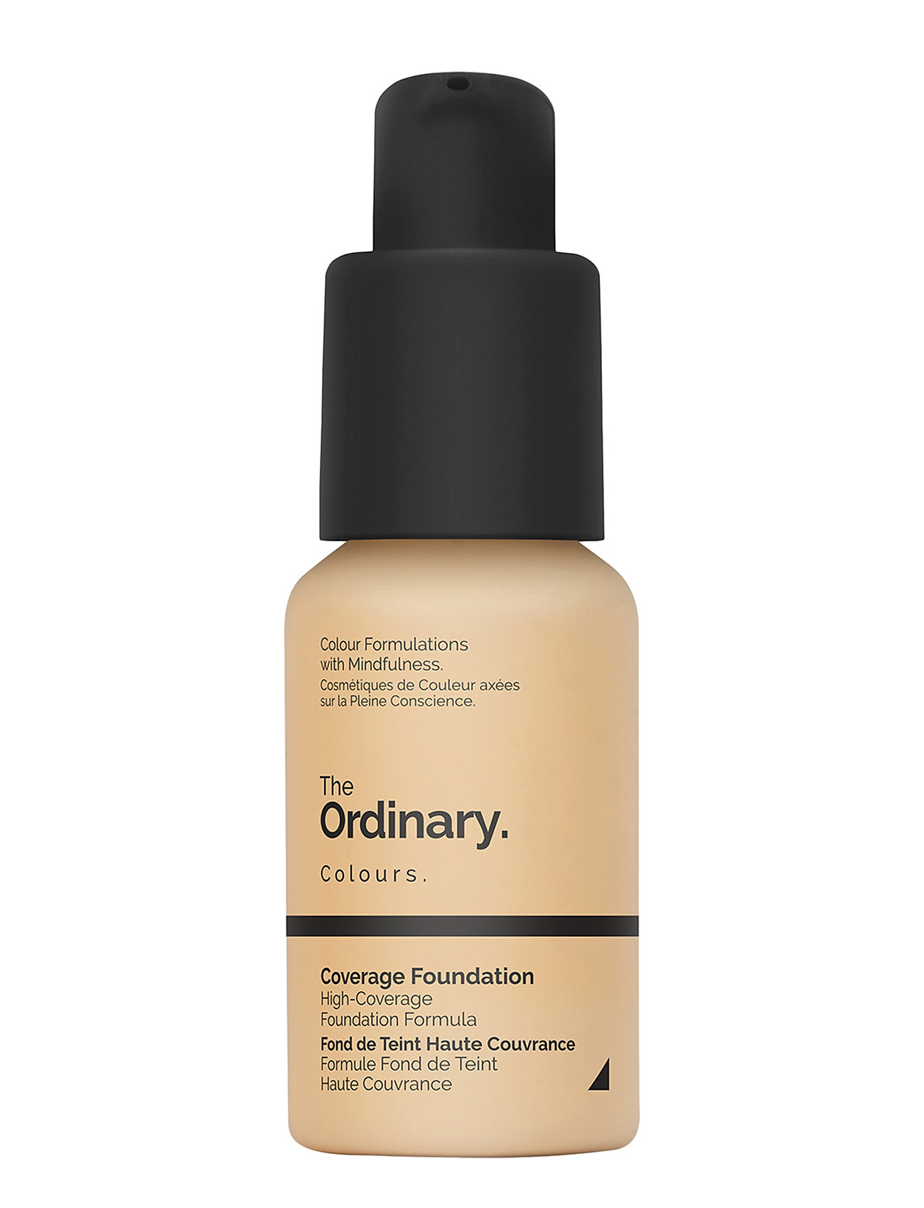 Image of Coverage Foundation 2.1 P Medium Pink Foundation Makeup The Ordinary (3285791563)