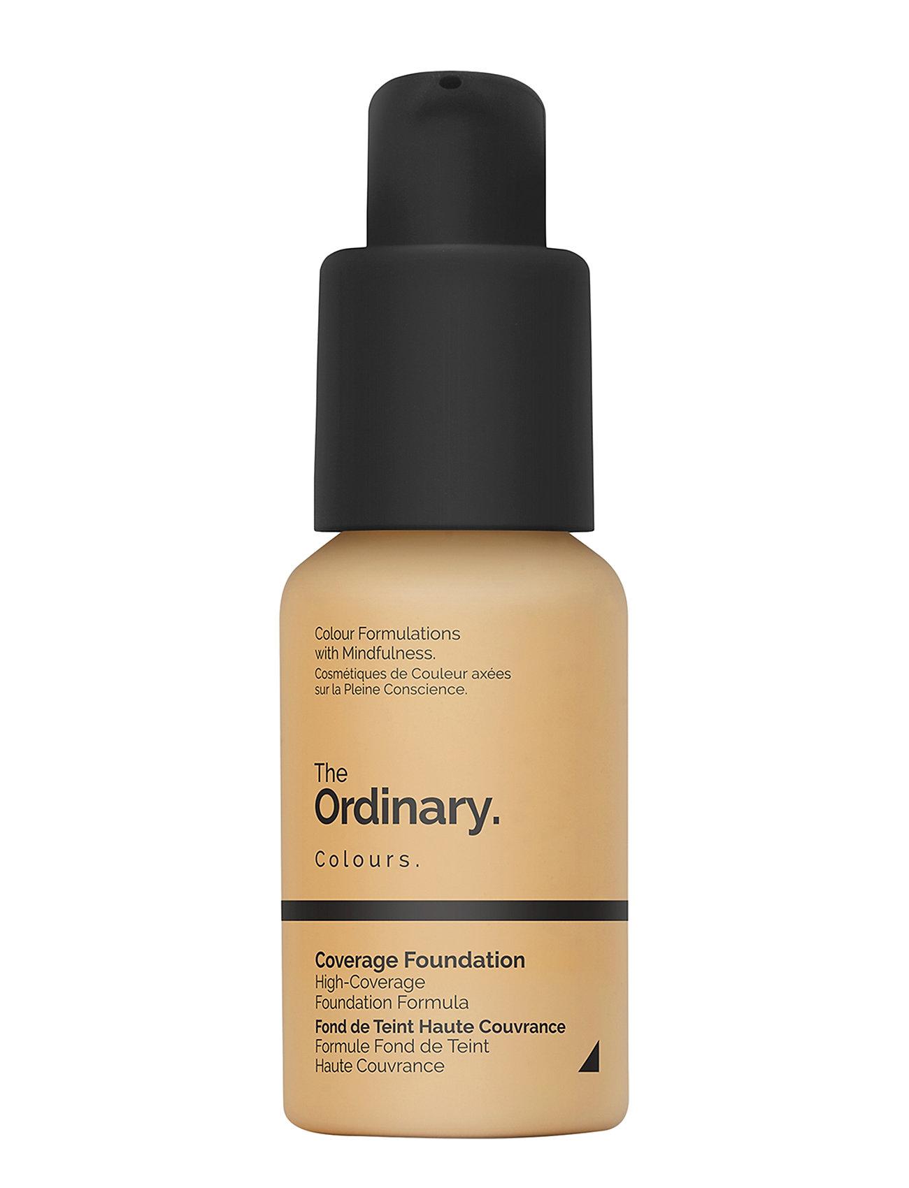 Image of Coverage Foundation 3.0 Y Medium Dark Yellow Foundation Makeup The Ordinary (3285791569)