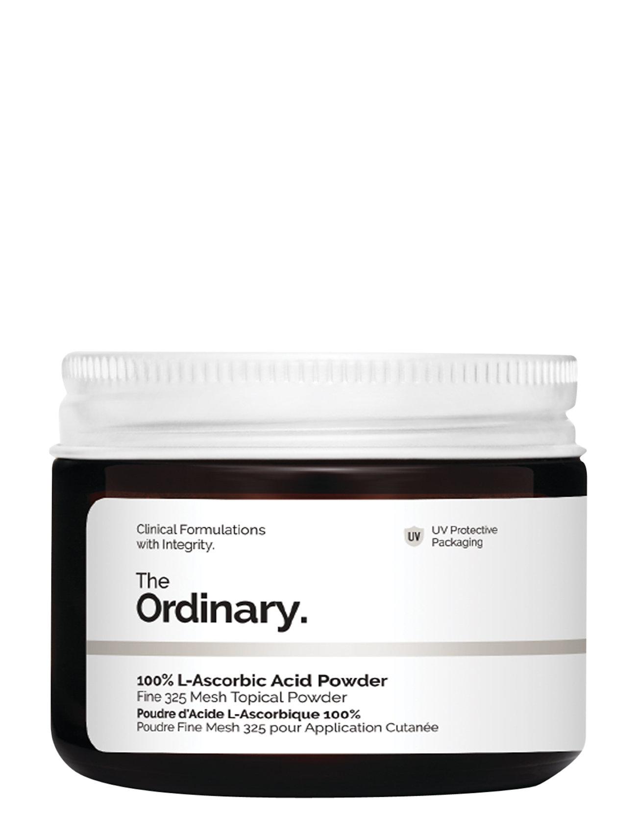 100% L-Ascorbic Acid Powder Beauty WOMEN Skin Care Face Day Creams Hvid The Ordinary