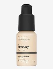 The Ordinary - Serum Foundation 1.0 P very fair Pink - meikkivoide - 1.0 p very fair pink - 0