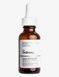 Ascorbyl Tetraisopalmitate Solution 20% in Vitamin F - CLEAR
