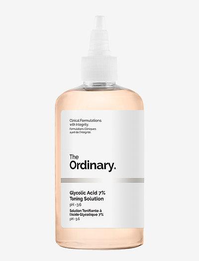 Glycolic Acid 7% Toning Solution - skintonic & toner - clear
