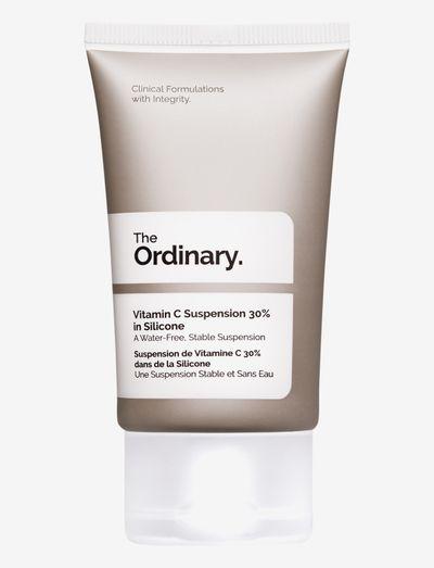Vitamin C Suspension 30% in Silicone - serum - clear