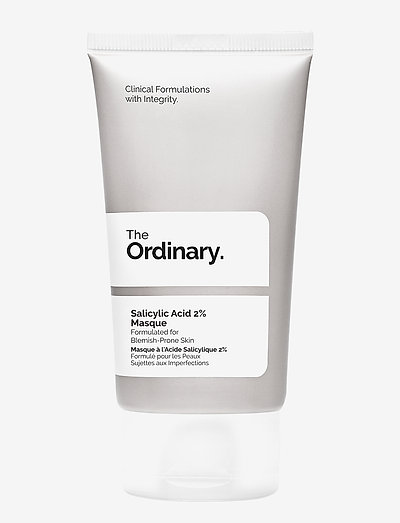 Salicylic Acid 2% Masque - kasvonaamiot - no colour
