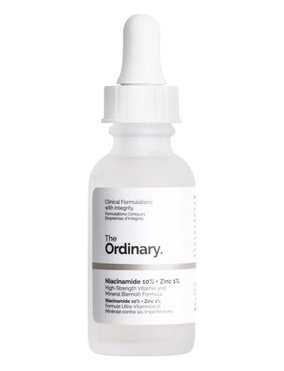 Niacinamide 10% + Zinc 1% - CLEAR