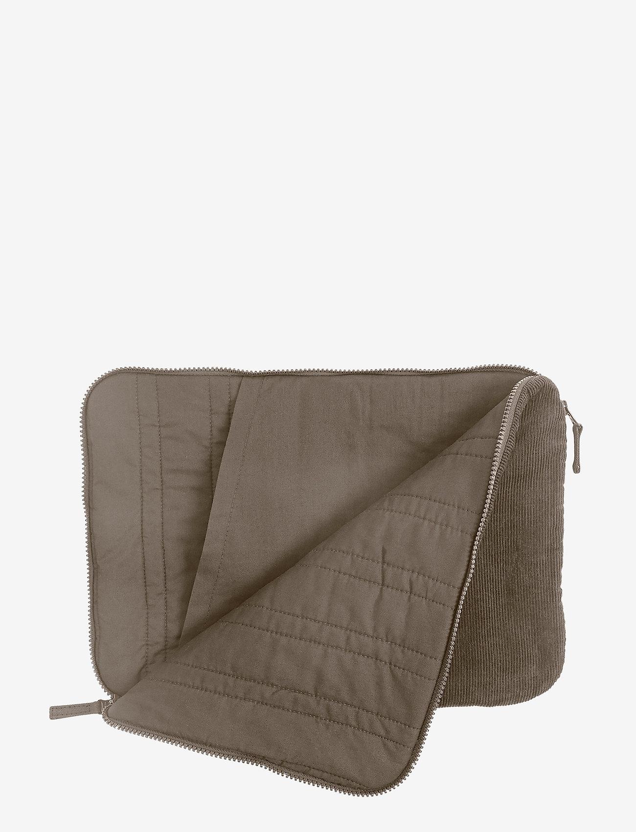 "The Organic Company - Laptop Sleeve 15"" - väskor - 225 clay - 2"