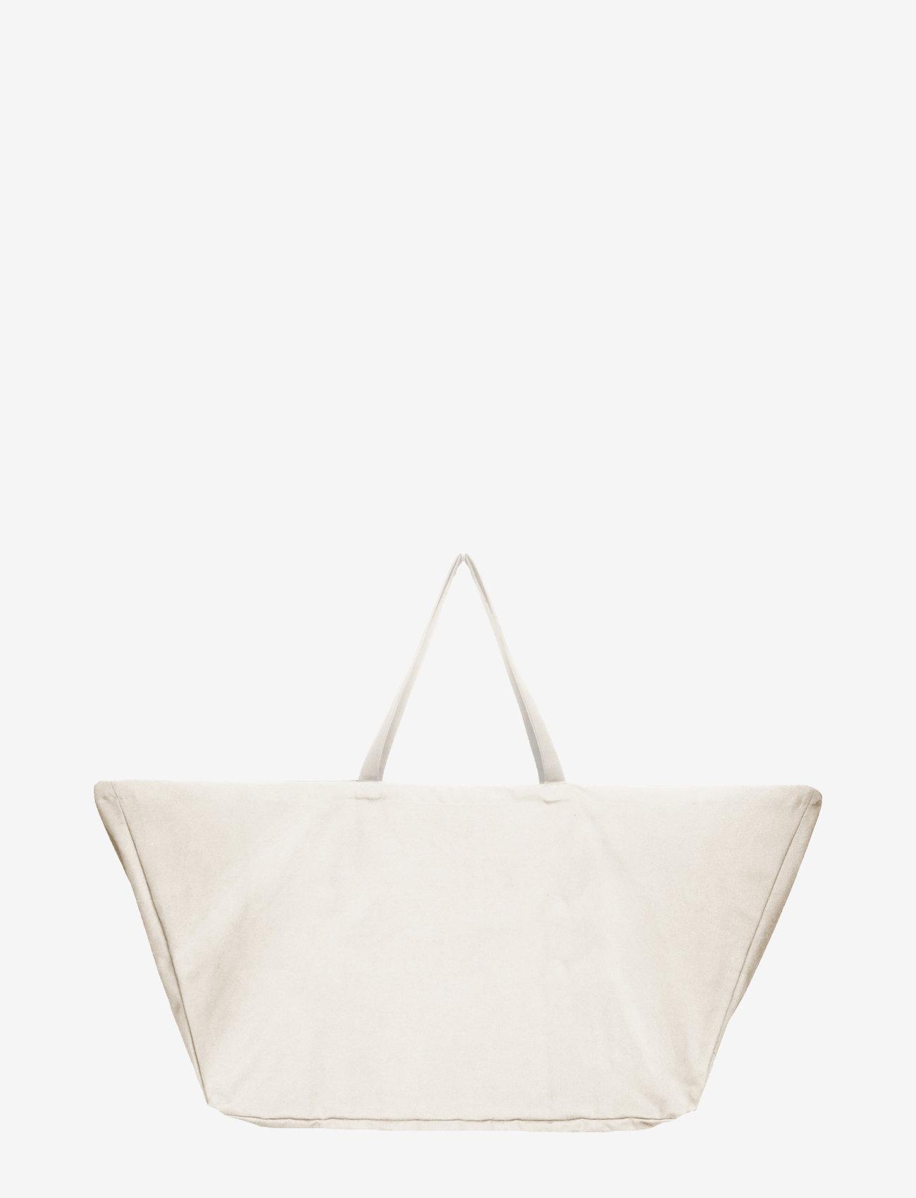 The Organic Company - Big Long Bag IV - totes - 202 stone - 1