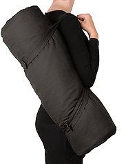 The Organic Company - Meditation Mattress - yogamatten & uitrusting - 110 dark grey - 2