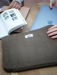 """The Organic Company - Laptop Sleeve 11"""" - uutuudet - 202 stone - 2"""