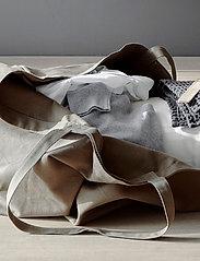 The Organic Company - Big Long Bag IV - totes - 202 stone - 2