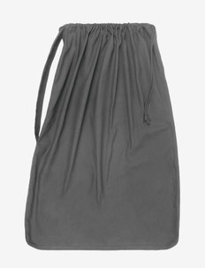 Laundry and Storage Bag - wasmand - 110 dark grey