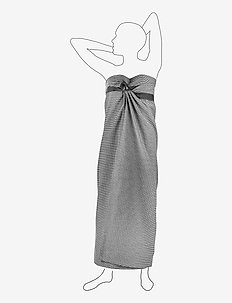 Wellness Towel - pyyhkeet & kylpypyyhkeet - 111 evening grey
