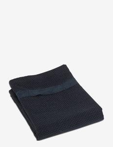 Wellness Towel - handdoeken en badhanddoeken - 501 black blue