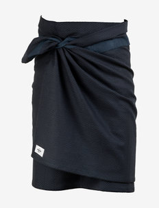 Towel to Wrap Around You - håndklæder - 501 black blue