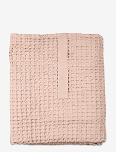 Big Waffle Towel and Blanket - pyyhkeet & kylpypyyhkeet - 331 pale rose