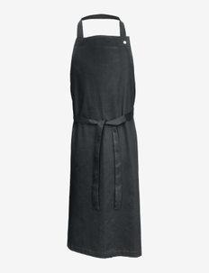 Long Apron - forklæder - 110 dark grey