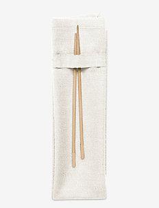 Napkin - servietter - 200 natural white