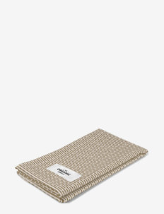 Kitchen and Wash Cloth - keukenhanddoeken - 214 stone khaki