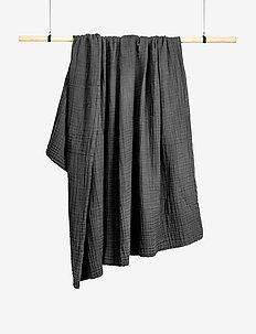 6-Layer Soft Blanket - blankets - 110 dark grey