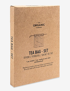 Tea Bag Set - teesiebe - 201 undyed