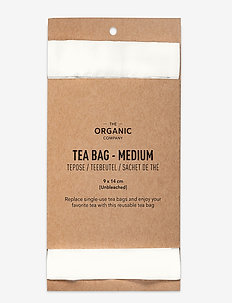 Tea Bag Medium - teesiebe - 201 undyed