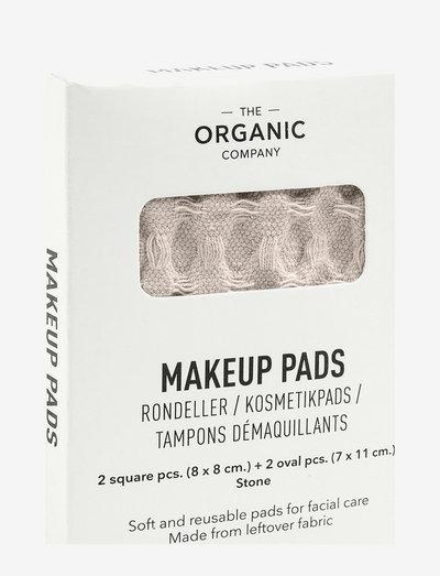 Big Waffle Makeup Pads - makeupfjerner - 202 stone