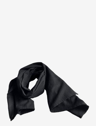Towel Scarf - nyheder - 100 black