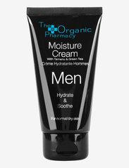 The Organic Pharmacy - Men Moisture Cream - handkräm & fotkräm - clear - 0