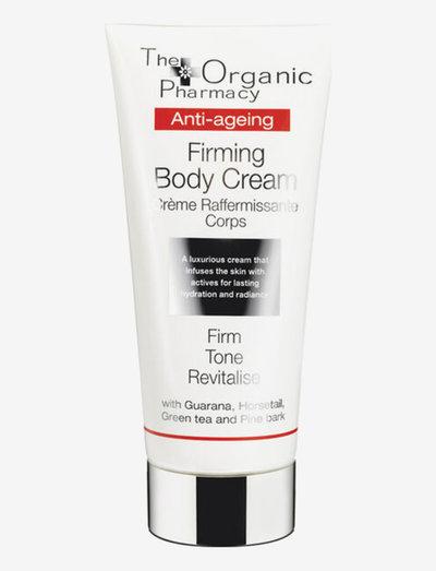 Firming Body Cream - body cream - clear
