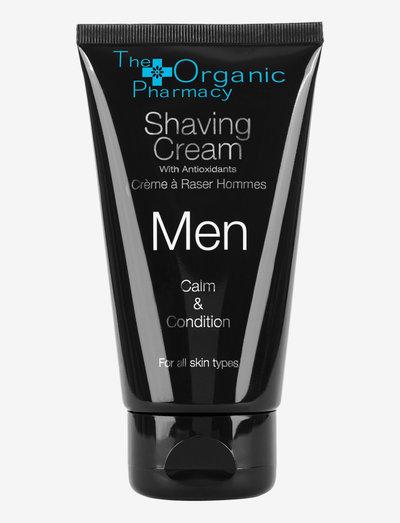 Men Shaving Cream - rakgel - clear