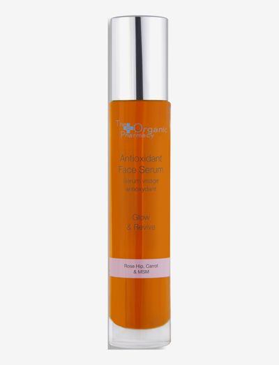 Antioxidant Face Firming Serum - serum - clear