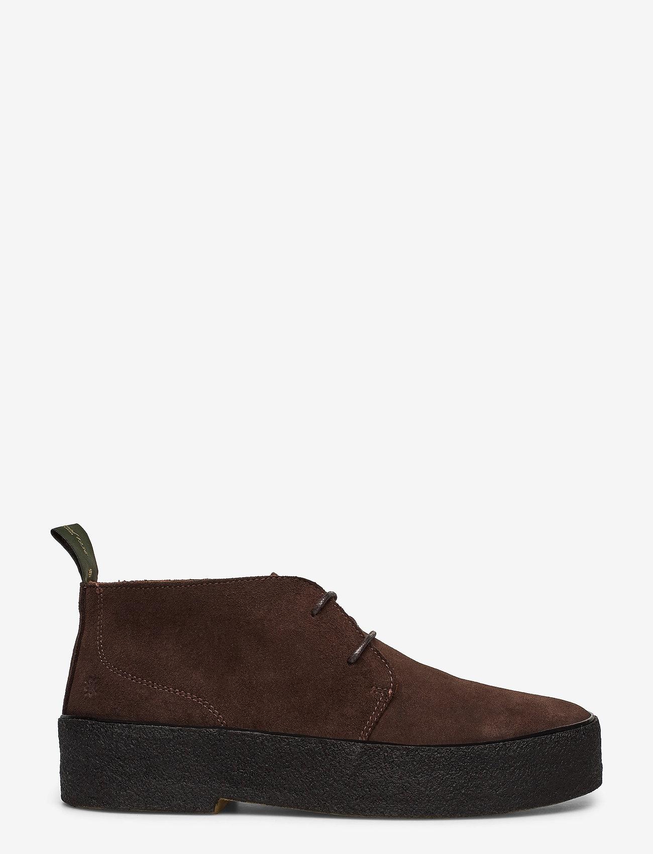 The Original Playboy - ORG.32 - desert boots - brown - 1