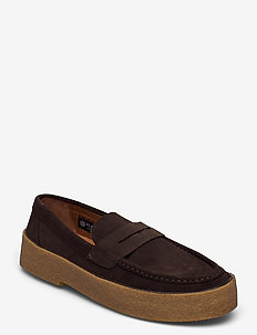 ORG.118 - loafers - dk.brown