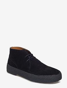 ORG-32-01-06 - desert boots - black