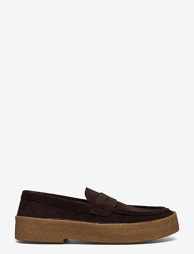 ORG.118 - chaussures - dk.brown