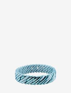 PixelMINI F - dainty - mop pearl blue / aqua metal