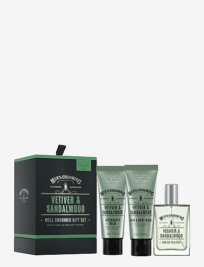 Well Groomed Gift Set - gavesæt - clear