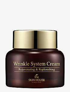 THE SKIN HOUSE WRINKLE SYSTEM CREAM - ansiktspleie - clear